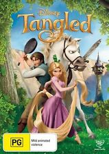 Tangled : NEW Disney DVD