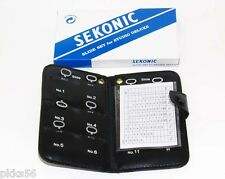 Sekonic READING SLIDE SET (11 slides) for 398/398M light meters