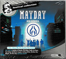Mayday-New Euphoria-The Official Mayday   (3-CD) NEU+VERSCHWEISST/SEALED!