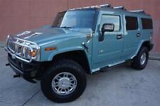 Hummer: H2 GLACIER BLUE