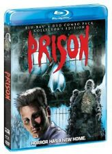 Prison [Collector's Edition] [2 Discs] [DVD/Blu-ray (2013, REGION A Blu-ray New)