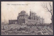 VENEZIA CITTÀ 292 LIDO - EXCELSIOR PALACE HOTEL - ALBERGO Cartolina viagg. 1909