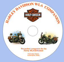 The Harley Davidson WLA Companion
