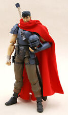 "MY-C-BK-RD: Fabric Cape for Figma Berserk Guts ""Band of The Hawk"" Action Figure"