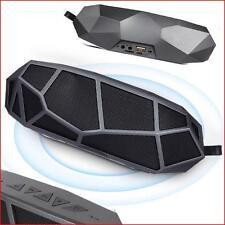 Portable Mini Wireless Bluetooth Speaker V4.1 FM Radio MP3 MP4 Builtin Mic TF