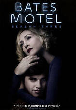 Bates Motel: Season 3 (DVD) NEW!