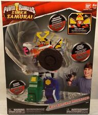 Power Rangers Remote Control Walking Super Samurai Megazord Motion Activated MIB