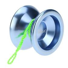 Magic Yoyo T5 Overlord Aluminum Alloy Metal Yoyo 8 Ball KK Bearing Lake Blue NEW