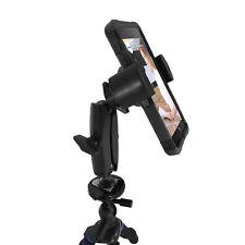 TWBRV01: Arkon Tripod or Monopod Smartphone Mount for Live Mobile Broadcasting