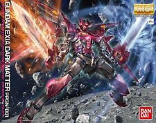 Gundam Build Fighters 1/100 MG Gundam Exia Dark Matter Model Kit Bandai IN STOCK