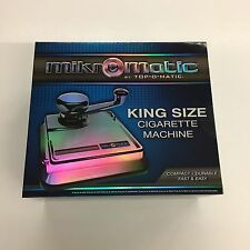 Top-O-Matic King Size Cigarette Rolling Machine (mikromatic)