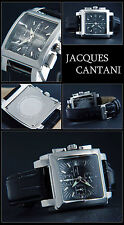 SQUADRON SQUARE CHRONOS WATCH A.D.H.JACQUES CANTANI