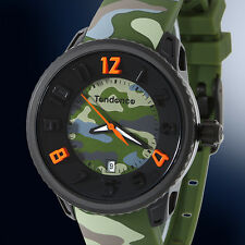 Tendence Gulliver Camo Watch /10ATM Water Resistant MSRP $339.00 Clearance Sale)