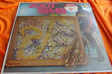Rare OG Sealed Jazz LP: Zoot Sims ~ The Art Of Jazz ~ Seeco  CELP 452