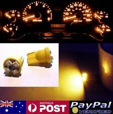 Amber LED Dash Gauge Light Kit - Suit BMW E30 318i 318is 325i 325is 323i 325e
