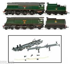 New Hornby Spares X8999 West Country Class Chassis Base Bottom & Pickup Contacts