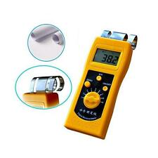 DM200P High Quality Digital Portable Paper Moisture Tester Meter
