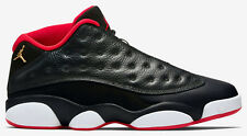 Nike Air Jordan 13 XIII Bred Low size 13. Red/Black. playoffs hornets XI 11.