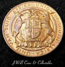 1910-1935 George V & Queen Mary Silver Jubilee South Africa Medal