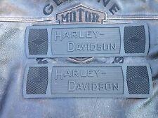 Harley trittbretter gomas para JD VL WL WLC Wla ul footboard canciones Old School X