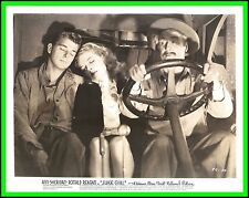 "ANN SHERIDAN & RONALD REAGAN in ""Juke Girl"" Original Vintage Photo 1942"