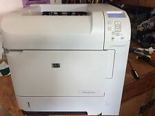 HP LASERJET WORKGROUP PRINTER P4014N 100,000 PAGES 90 DAY WARRANTY