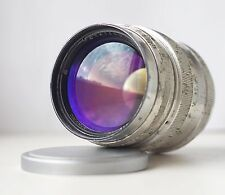 1959! Jupiter-9 2/85mm Silver RF Telephoto lens Sonnar copy M39 for Leica Zorki