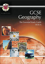 GCSE Geography OCR A: Essential Study Guide by Richard Parsons (Paperback, 2004)