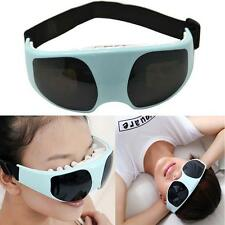 Alleviate Fatigue Eye Relax Massager Electric Forehead Migraine Massage Mask MW