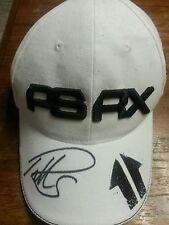 Petter Solberg autographed hat