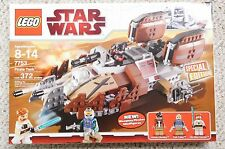 LEGO #7753 Star Wars The Clone Wars Pirate Tank NEW SEALED