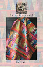 Quilt Pattern ~ TATTOO  ~ by Beyond the Reef