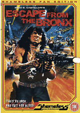 ESCAPE FROM THE BRONX - DVD - REGION 2 UK