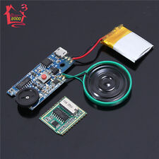 DC 5V 4MB Key Control Play Board Music Sound Voice Chip Module For Greeting Card
