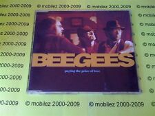 Bee Gees - Paying The Price of Love (2000) CD Single - PZCD284/PZCD-284 Beegees