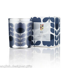 NEW Orla Kiely Lavender Scented Travel Candle