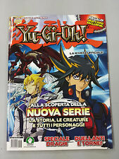 YUGIOH Rivista Ufficiale VOL. 1 Senza Carta GP Publishing Magazine YU-GI-OH!