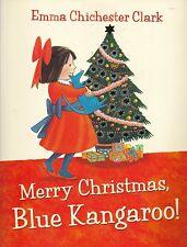 Feliz Navidad, azul Canguro! por Emma Chichester Clark (de Bolsillo, 2006)