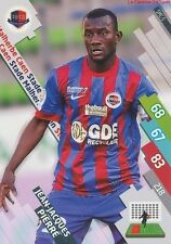 SMC-05 JEAN-JACQUES PIERRE # HAITIE SM.CAEN CARD ADRENALYN FOOT 2015 PANINI