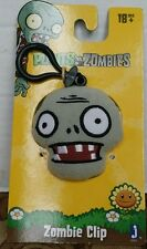 Plants vs Zombies Zombie Mini Plush Clip
