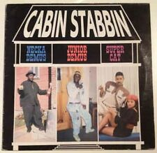 Nicodemus - Supercat - Junior Demus ‎– Cabin Stabbin' - CASSETTE TAPE - SEALED