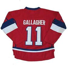 New NHL Reebok Montreal Canadiens Gallagher #11 Hockey Jersey Boys Size 5/6