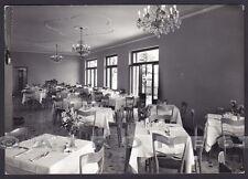 VERBANIA BAVENO 54 HOTEL PENSIONE RISTORANTE INTERNO Cartolina FOTOGRAFICA