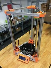 Kossel Mini Delta Reprap 3D Drucker / Printer Frame Setup    Assembled