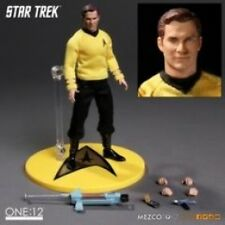 Kirk (Star Trek) 1:12 Scale Collective Figure Brand New