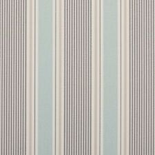 "Clarke and Clarke Sail Stripe Mineral Fabric 137cm/ 54"" Wide"