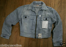 LVC Levis 1933 Ladies Zipper Front Jacket (L)  Style # 92036.08.45 Made In USA