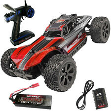 Redcat Racing Blackout XBE Pro Red 1:10 Brushless RC 4x4 RTR Buggy, 2.4GHz, LIPO