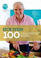 My Kitchen Table: 100 Fish and Seafood Recipes 9781849901581 by Rick Stein, NEW