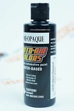Createx Auto-Air Colors 4oz Semi-Opaque Deep Black 4220 Custom Airbrush Paint